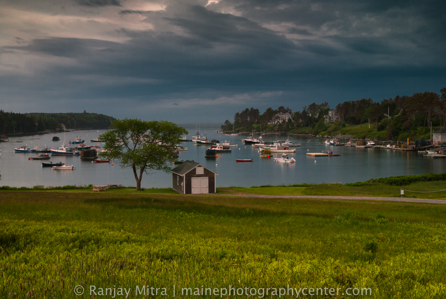 Fishing Villages of Maine