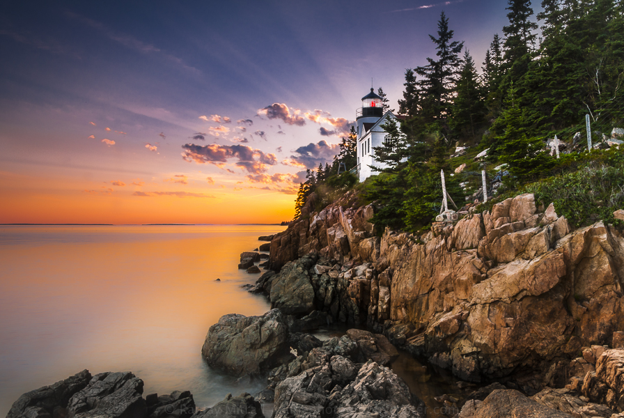 Image result for Bass Harbour Head Lighthouse