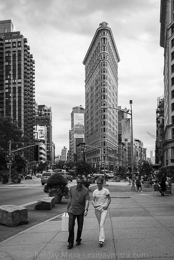 20130811_DSC6115 New York City Flat Iron Building