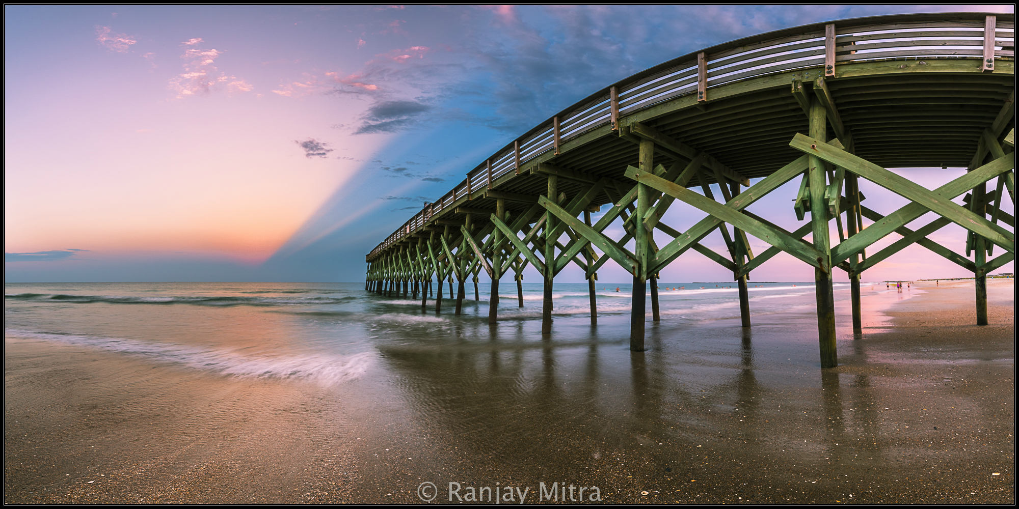Beautiful Fishing Piers of North Carolina