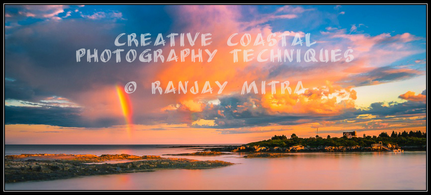 Creative Rocky Coastal Photography Techniques ebook Ranjay Mitra