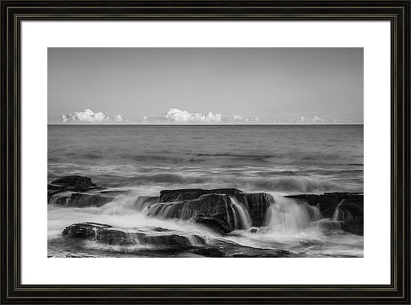 Ranjay Mitra Fine Art Photographer Maine Rocky Coastal Photos